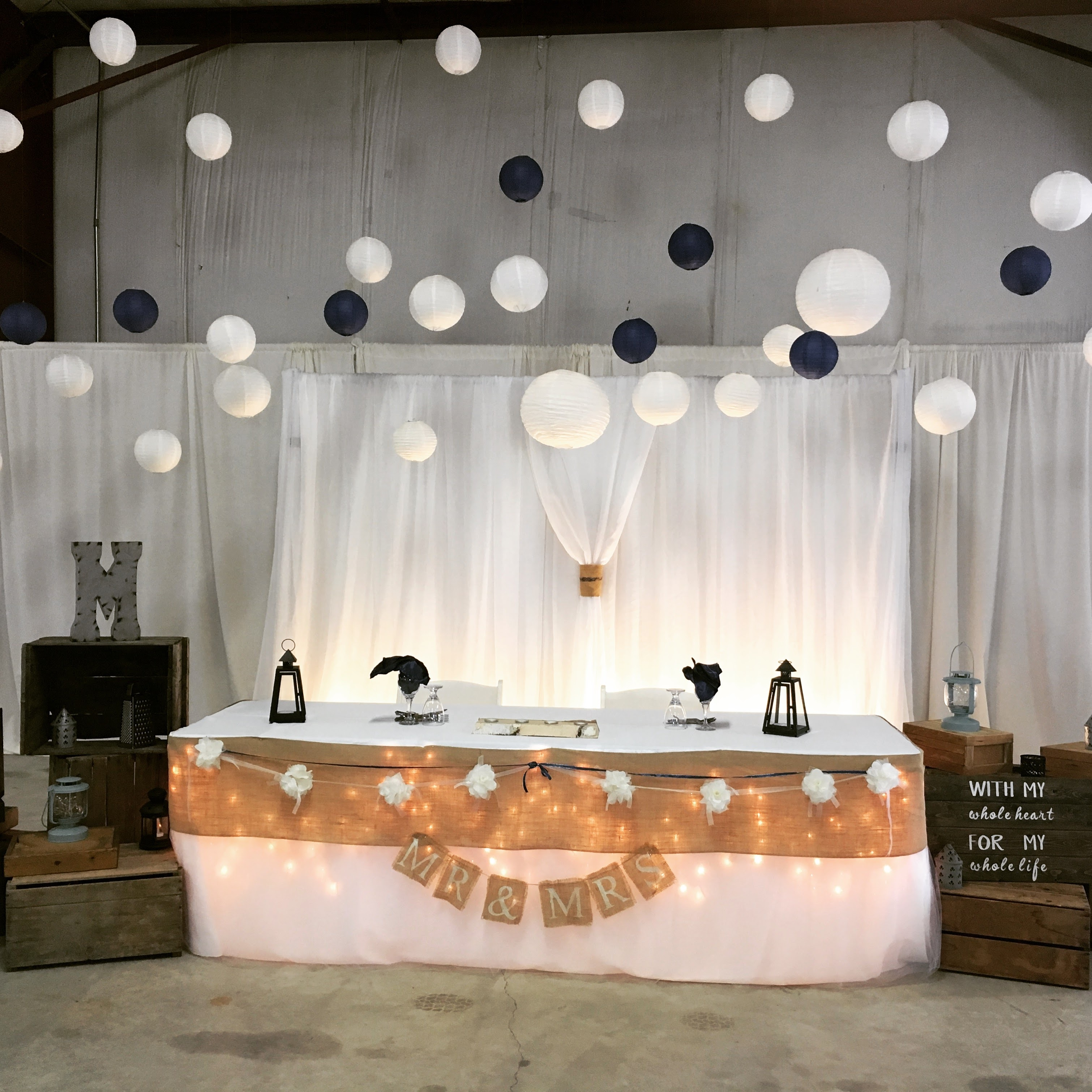 July 1st canada day wedding pearl decor events for Decorating blogs canada